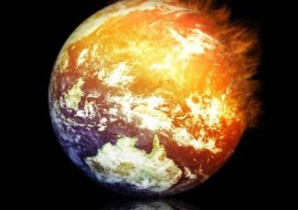 الأرض أكثر حرارة من أي وقت قد سبق !