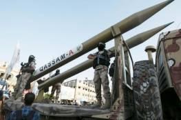 مصدر عسكري اسرائيلي يكشف عن عدد مخزون الصواريخ لدى المقاومة بغزة