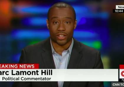 """فيديو: """"CNN"""" الأمريكية تفصل لامونت بعد دعوته مقاطعة إسرائيل وتحرير فلسطين"""