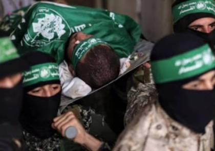 القسام تزف أحد عناصرها في غزة