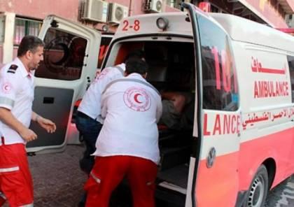 مصرع مواطن بحادث سير ذاتي بطوباس