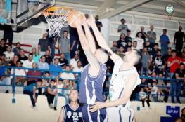 قلنديا يطوي صفحة تراسنطا بيت حنينا ونادي جنين يهزم البيرة للوصول للاولى في دوري السلة
