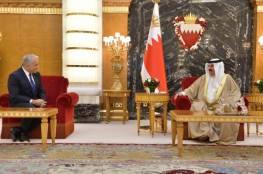 تفاصيل اجتماع وزير خارجية اسرائيل مع ملك البحرين..