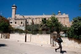"""""""السياحة"""" تطالب بتدخل دولي لحماية المسجد الابراهيمي"""