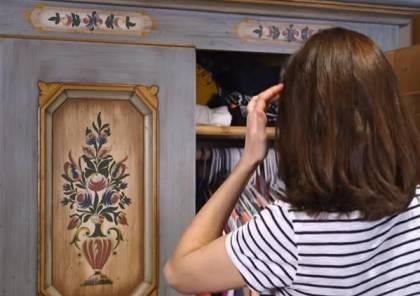 أصوات غريبة تصدر من خزانة فتاة تكشف عن مفاجأة صاعقة!