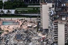 """الجيش """"الإسرائيلي"""" يرسل فريق إنقاذ عسكري للمساعدة في جهود الإغاثة في ميامي"""