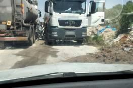 الضابطة الجمركية تضبط 16000 لتر وقود (مهرب) في محافظة سلفيت
