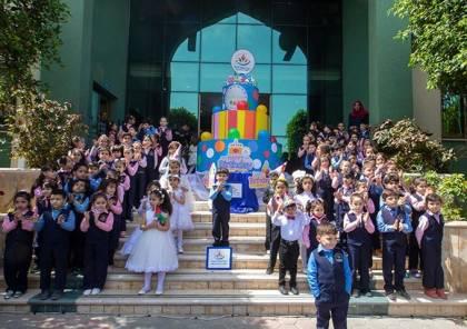 الكلية الجامعية تحتفل بيوم الطفل الفلسطيني ويوم اليتيم