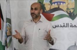 """الافراج عن الناطق باسم قائمة """"القدس علاء حميدان"""