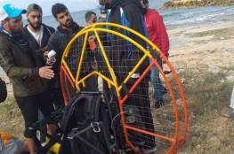 لبنان يستنفر بعد هبوط رجل تركي بمظلته على بعد 40 كيلو متر من اسرائيل