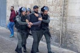 الاحتلال يعتقل 11 مواطنا من نابلس
