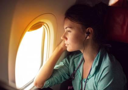 ماذا يحصل للانسان عند السفر بالطائرة ؟