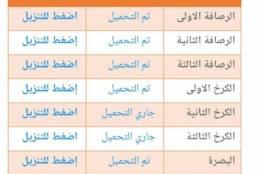 نتائج الصف الثالث المتوسط 2021 التمهيدي في العراق برقم الجلوس
