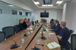 مجدلاني لسفراء أوروبيين: الحديث عن حق إسرائيل بالدفاع عن النفس انحياز للاحتلال وموافقة على العدوان