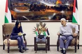 """يديعوت تنشر مقابلة السنوار كاملة .. """" نتنياهو لن يعيد احتلال غزة"""