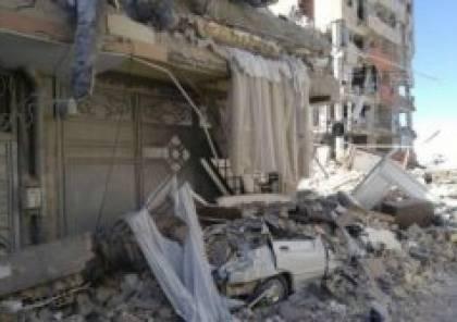"""قرى إيرانية """"تختفي"""" بسبب أسوأ زلزال خلال 2017"""