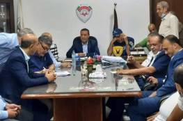 3 مهمات لمجلس إدارة غزة الرياضي