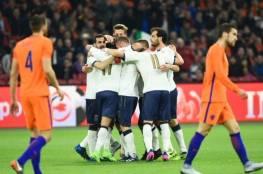 فيديو.. إيطاليا تهزم هولندا ودياً
