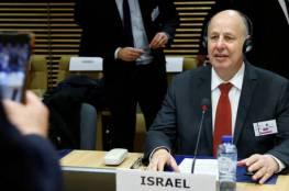 وزير إسرائيلي: سنضم أجزاء من الضفة الغربية ونتطلع الى علاقات اوسع مع السعودية