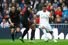 فيديو.. كاسيميرو يقود ريال مدريد لانتصار صعب على إشبيلية