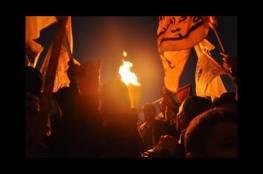 نيابة عن الرئيس: العالول يوقد شعلة الانطلاقة الـ56 للثورة الفلسطينية