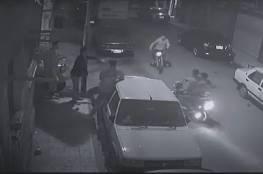 مصر: فيديو من كاميرات مراقبة يكشف جريمة مروعة