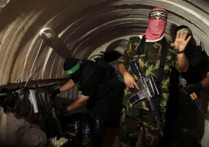 بالفيديو: القسام تكشف عن تفاصيل غرف القيادة والسيطرة من داخل الأنفاق