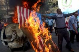 مظاهرات في الضفة و إضراب شامل يشلّ مرافق الحياة بغزة