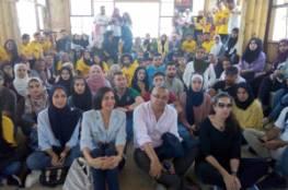 أبو سيف: علينا استنهاض طاقات الشباب المتجددة لإحداث التغيير