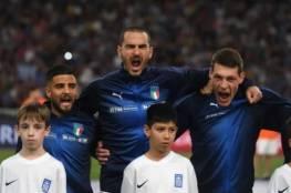 إيطاليا تسحق اليونان وتركيا تفاجئ فرنسا في تصفيات يورو 2020