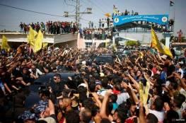 صور : وصول وفد حكومة الوفاق إلى غزة وسط استقبال شعبي ورسمي حاشد
