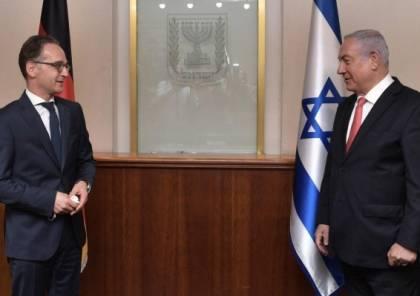 رسائل ألمانيا غير المعلنة لإسرائيل بشأن الضم: عقوبات واعتراف واسع بفلسطين