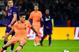 كوتينيو يرفض عرضاً مغرياً من سان جيرمان لأجل برشلونة
