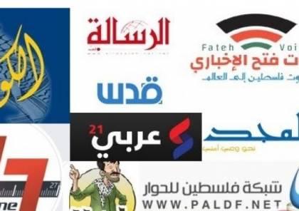 اشتيه يوضح موقفه من قرار حجب المواقع الاخبارية الفلسطينية