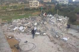 خالد: إسرائيل تمارس جرائم التطهير العرقي بهدم منازل المواطنين الفلسطينيين