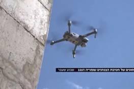 الجيش الإسرائيلي يؤكد استخدام طائرات انتحارية بغزة لهذه الاهداف ..