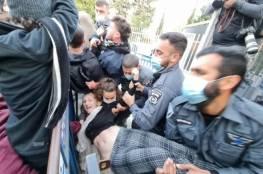 اعتقال 3 .. آلاف الإسرائيليين يتظاهرون ضد نتنياهو بالقدس