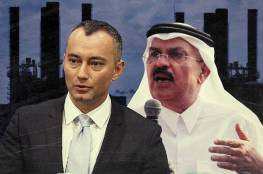 """مسؤول اسرائيلي يلتقي ملادينوف والعمادي لبحث سبل تثبيت """"التهدئة"""" مع غزة"""