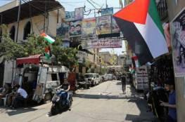 """الكشف عن عدد مصابي فيروس """"كورونا"""" في مخيمات اللاجئين الفلسطينيين بلبنان"""