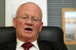 رئيس الموساد الاسبق: الوضع في منطقة غزة يتدهور وخياران امام القيادة!