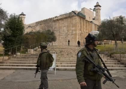 الاحتلال يُعلن إغلاق الحرم الإبراهيمي بالخليل لـ10 أيام