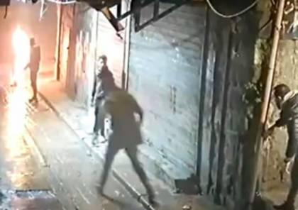 مواطن لبناني يُحرق نفسه في طرابلس - (فيديو)