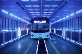 سيارات مزودة بأجهزة الأشعة فوق البنفسجية لحماية الركاب من كورونا
