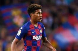 رسميًا.. مدافع برشلونة ينتقل إلى بنفيكا