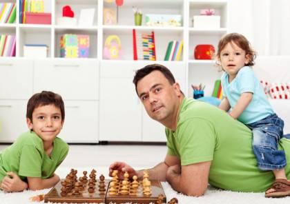 هل يزيد اللعب مع الأب ذكاء الطفل؟