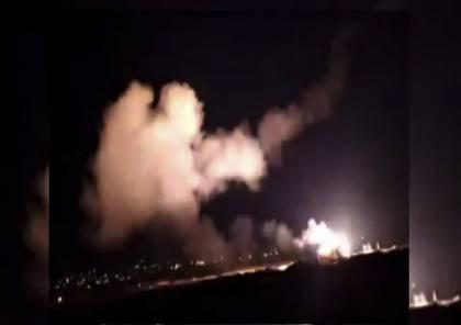 الاعلام العبري : 28 قتيلاً في قصف إسرائيلي على أهداف إيرانية