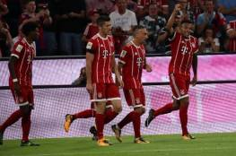 فيديو.. البافاري يهزم ليفركوزن بافتتاح الدوري الالماني