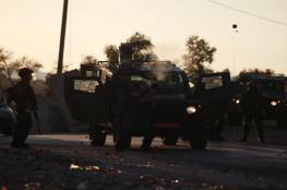 إصابة بالرصاص الحي خلال مواجهات مع الاحتلال في كوبر