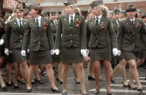 أجمل الجيوش النسائية في العالم