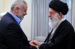 """""""إسرائيل تستهدف الأقصى وحرسه""""... هنية يبعث برسالة إلى خامنئي"""
